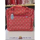 Hobby regalo mr4660\ 262máquina de coser bolsa coral lunares