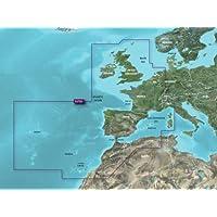 Garmin veu722l BlueChart g2vision HD Europa Occidental