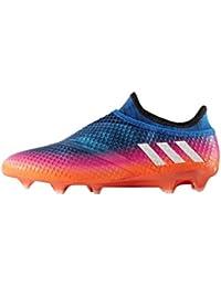 Bota de fútbol adidas Messi 16+ Pureagility FG Blue-Pink-Red