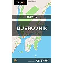 Dubrovnik, Croatia - City Map
