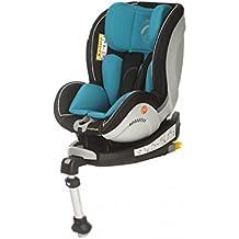Casualplay Volta Fix - Silla de seguridad, color azul y negro