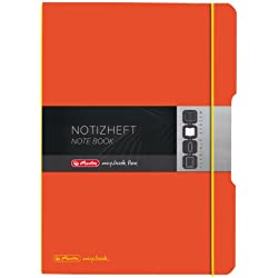 Herlitz A4 My Book Flex Notebook - Orange