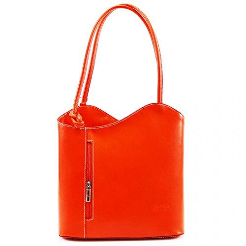 Elegant, Borsa a tracolla donna Orange