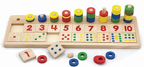 Viga - Gioco in legno per imparare a contare