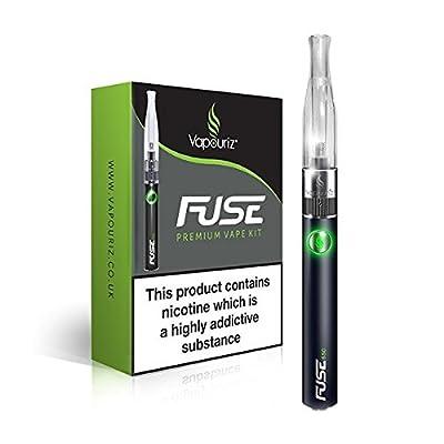 Fuse Premium Vape Electronic Cigarette Kit - Zero Nicotine from Vapouriz