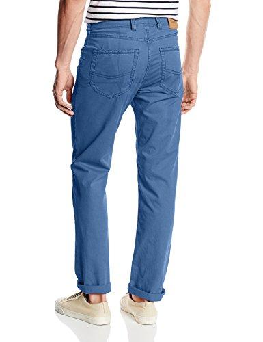 Atelier Gardeur Nevio-2 - Pantalon - Droit - Homme Bleu - Bleu (67)