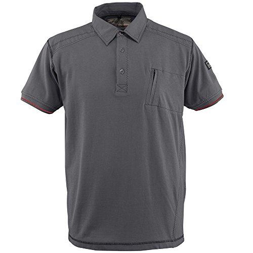 """Preisvergleich Produktbild Mascot Polo-shirt """"Kreta"""", 1 Stück, S, hellanthrazit, 50351-833-118-S"""