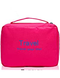 MSE *OFFER SHOE RACK WITH TRAVEL POUCH* Everbuy Travel Your Life! Travel Bag To Carry YOur Toiletries(Color As... - B073PJ1L6Z