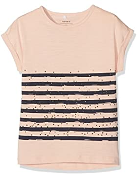 NAME IT Mädchen T-Shirt Nitithilde SS Top Nmt
