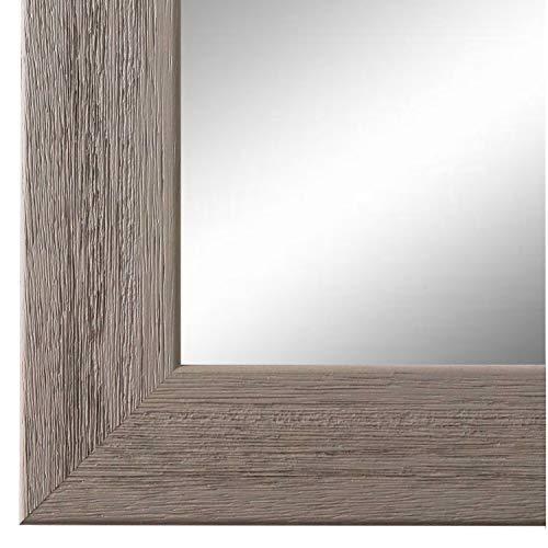 Online Galerie Bingold Spiegel Wandspiegel Braun 50 x 90 cm - Modern, Retro, Vintage - Alle Größen - Made in Germany - AM - Florenz 4,0
