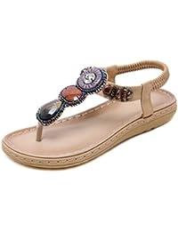 Amazon.it  zeppe colorate donna - Arancione  Scarpe e borse d698e5ca6fc