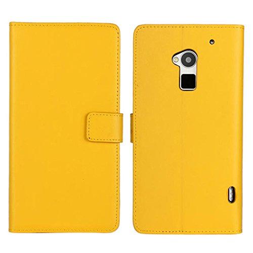 htc-one-max-t6-hullecoolke-gelb-flip-cover-case-enuine-pu-leather-wallet-fur-htc-one-max-t6-schutzhu