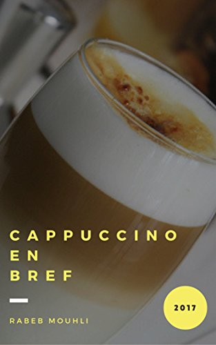 cappuccino-en-bref-french-edition