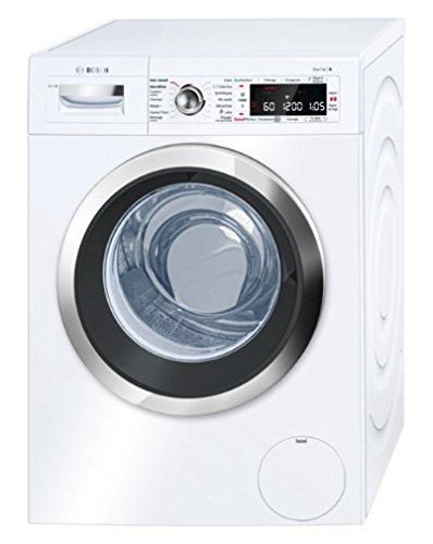 Bosch Serie 8 WAWH2660FF Autonome Charge avant 9kg 1600tr/min A+++-30% Blanc machine à laver - Machines à laver (Autonome, Charge avant, Blanc, Rotatif, Toucher, Gauche, Acier inoxydable)