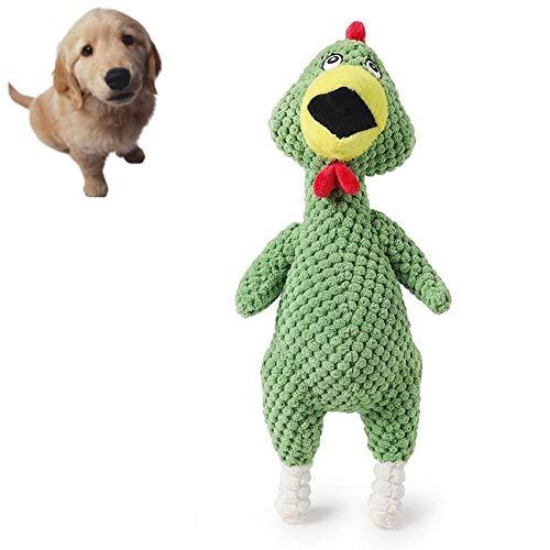 QHLJX Hundespielzeug, Pet Puppy Chew Plüsch Sound Spielzeug Quietschendes Tier Dog Chew Toy Dog und Cat Squeaker