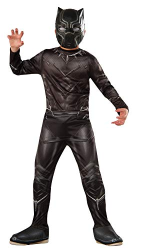 Rubie 's Offizielles Marvel Black Panther Bürgerkrieg, Kind Kostüm-groß