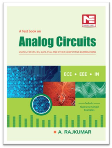 A Text Book on Analog Circuits: ECE/EEE/IN