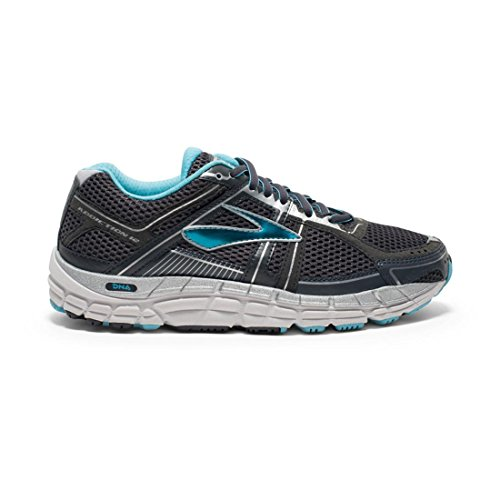 Brooks Addiction 12 Women's Scarpe Da Corsa (D Width) Black