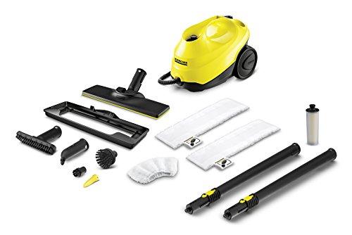 % Kärcher SC 3 1L 1900W Black, Yellow – Steam Cleaners (1 L, 2 m, Black, Yellow, 1900 W, 220-240, 50/60) recensioni dei consumatori