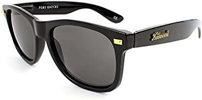 Gafas de sol Knockaround Fort Knocks Glossy Black / Smoke