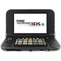 New Nintendo 3DS XL / 100% Cristallo trasparente TPU copertura del gel per Nuovo Nintendo 3DS XL / 100% Crystal Clear Hard case for New Nintendo 3DS XL