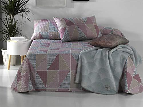 Lanovenanube Mora Bouti Bridget G47 Tagesdecke für Bett mit 90 cm Breite Cama 150 cm -