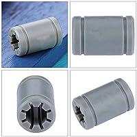 juler Polímero sólido Resistente a la corrosión Lm8Uu rodamiento Lineal de 8 mm de Eje para