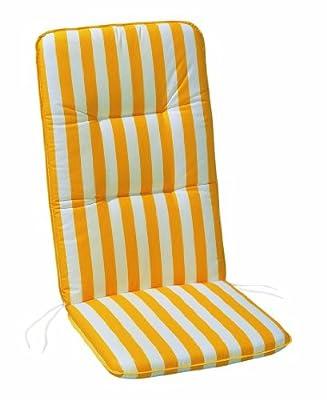 Best 05200270 Sesselauflage hoch 120 x 50 x 6 cm, Dessin 0270 von BEST - Gartenmöbel von Du und Dein Garten