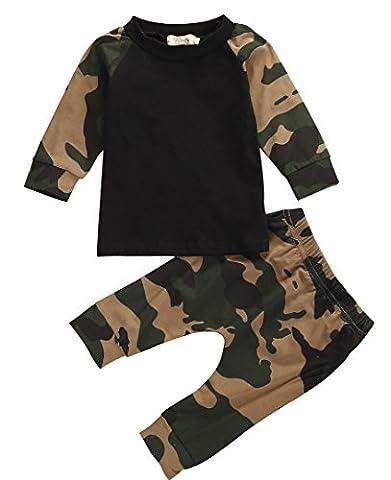 Little Boys Short Sleeve Cotton T-shirt and