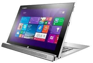 "Lenovo Miix 2 11 Ordinateur portable 11.6"" ( 29.46 cm)  Intel Core i5 4202Y 2 GHz 256 Go 4096 Mo Intel HD Graphics Windows 8.1 Gris"