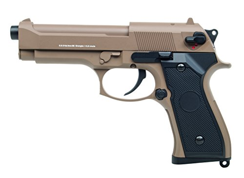 Softair Pistole GSG M92 Vollmetall, Kal. 6mm, AEP-System < 0,5 Joule (Metall-pistole Airsoft)