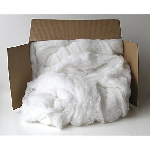Sax Polyester Fiber Filling and Batting - 5 Pounds - White by Sax - Premium Fiberfill