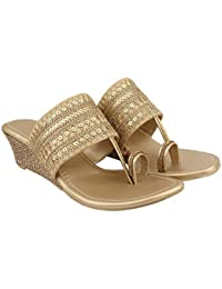 Do Bhai Women's Fashion Sandal