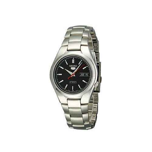 Seiko Men's Analogue Automatic Watch with Stainless Steel Bracelet – SNK607K1