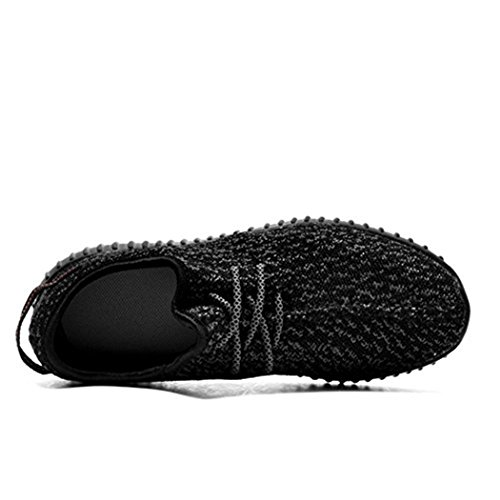 ailishabroy , Chaussures de running pour homme Noir