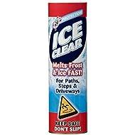 glace Transparent 750g nettoyant sol–Lot de 3