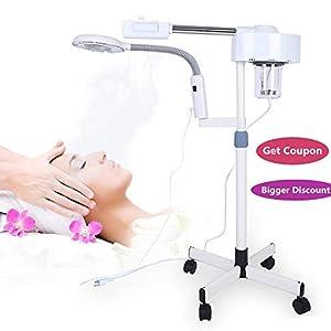 Lupe Schönheit Lampe Vergrößerungs beleuchteter Schönheitssalon Werkzeug-Nagel-Kalt Makeup Licht Skin Care Akne Entfernung