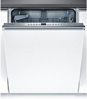 Bosch SMV53N90EU Totalmente integrado 13espacios A++ lavavajilla - Lavavajillas (Totalmente integrado, Acero inoxidable, Botones, Frío, Caliente, CE, VDE, A)