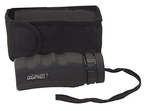 digiphot sm-1025Monokular Wasserdicht/Sportlich 10x 25schwarz