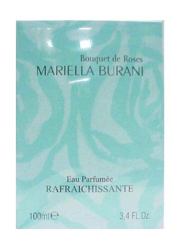 Mariella Burani Bouquet (Bouquet de Roses Mariella Burani eau parfumee rafraichissante - 100 ml)
