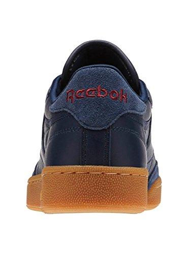 Reebok Club C 85 Herren Sneaker Blau Blue