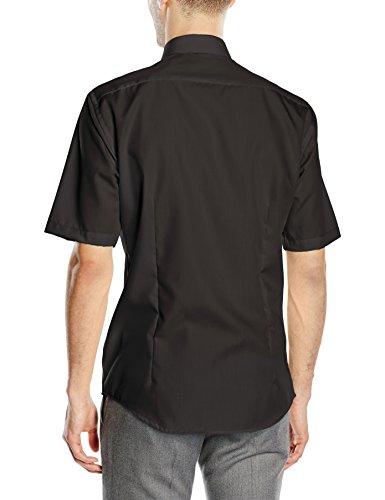 Venti Herren Businesshemd 001620 Schwarz (Schwarz 80)