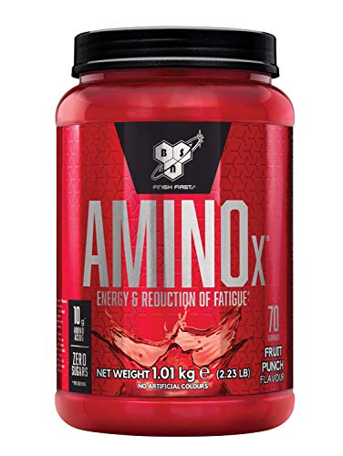BSN Nutrition Amino X Muscle Bui...