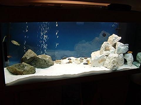 Pure White PH Neutral Aquarium Sand. 5kg