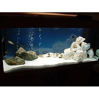 Cristobalite Pure White PH Neutral Aquarium Sand. 5kg 10