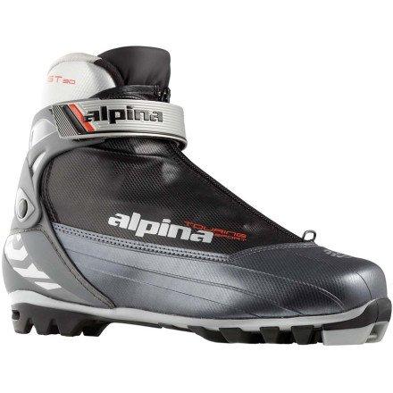 Alpina T30Nordic Langlauf Ski Stiefel für NNN Bindungen, anthrazit