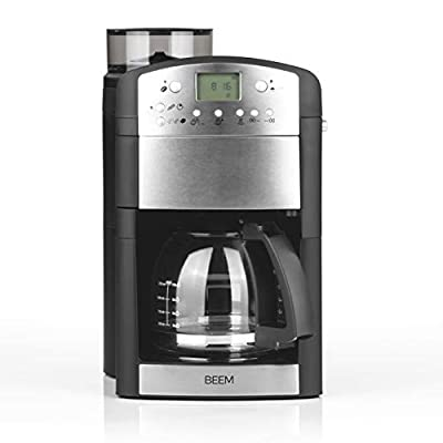 Beem Modell 2019 Germany Bean to Cup Filter Coffee Machine with Grinder and Timer