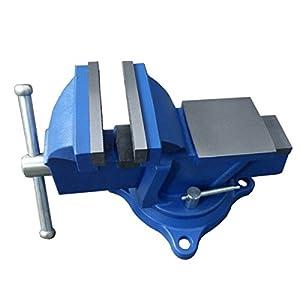 Jbm 53031 Tornillo de banco con base rotativa, 4″