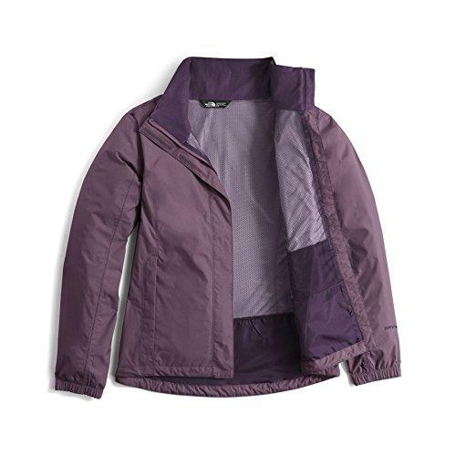 Die North Face DryVent ResolvDamenjacke, Purple36 - 3