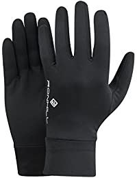 Ronhill Calssic Lightweight Black Running Gloves